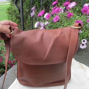 COACH Whitney  4115 Light Brown Leather Shoulder